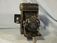 '    IHAGEE AUTO ULTRIX 4 X 6.5CM ' Ihagee Auto Ultrix -RARE- Vintage Folding Camera £39.99
